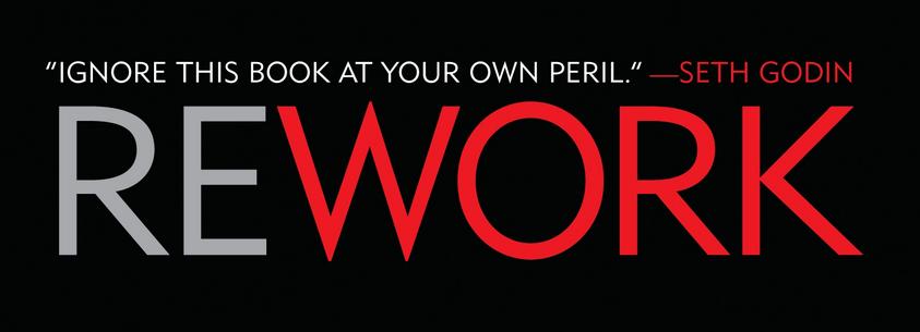 Rework Book Review