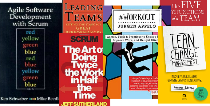Top 30 Agile Books for Scrum Masters