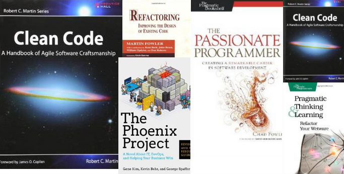 20 agile books for software developers