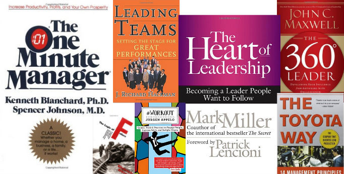 top 20 books about leadership