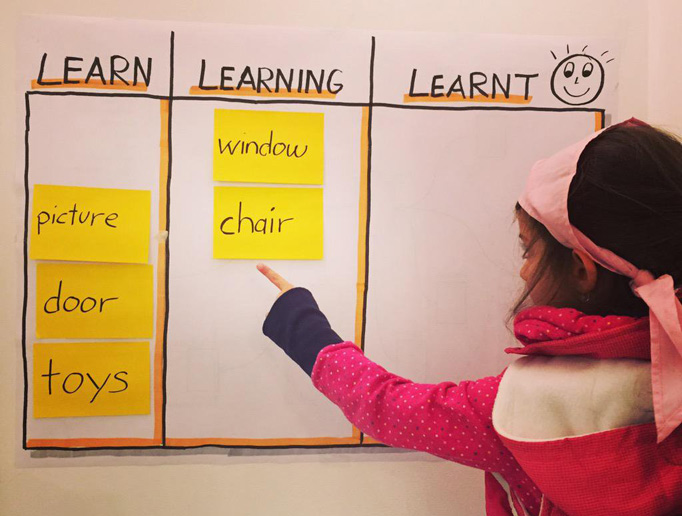 Agile Learning with Kids