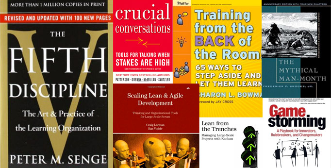 Best Agile Coaching Books